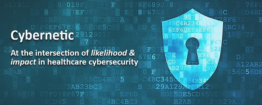 Cybernetic   At the intersection of likelihood & impact in healthcare cybersecurity