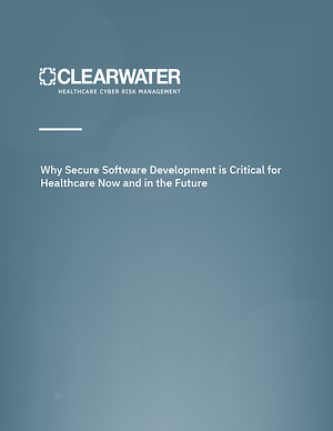Why Secure Software Development is Critical for Healthcare Now and in the future