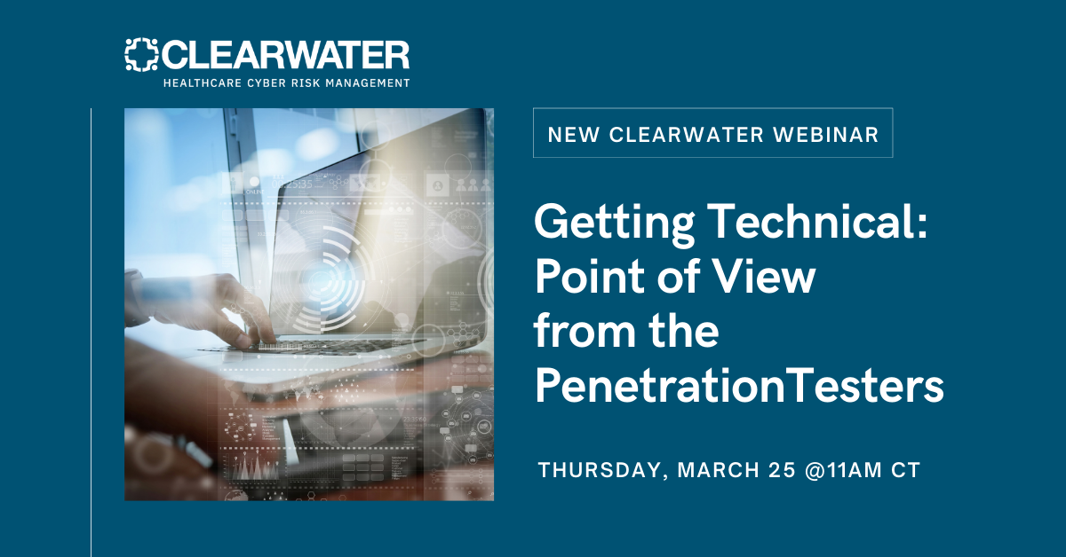 Webinar_Getting Technical_  Point of View  from the Penetration Testers